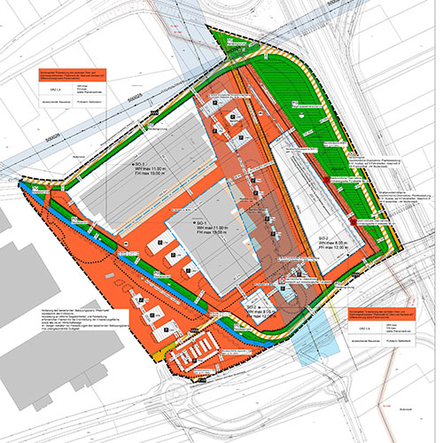 Stadt- und Landschaftsplanung von werk-plan Kaiserslautern