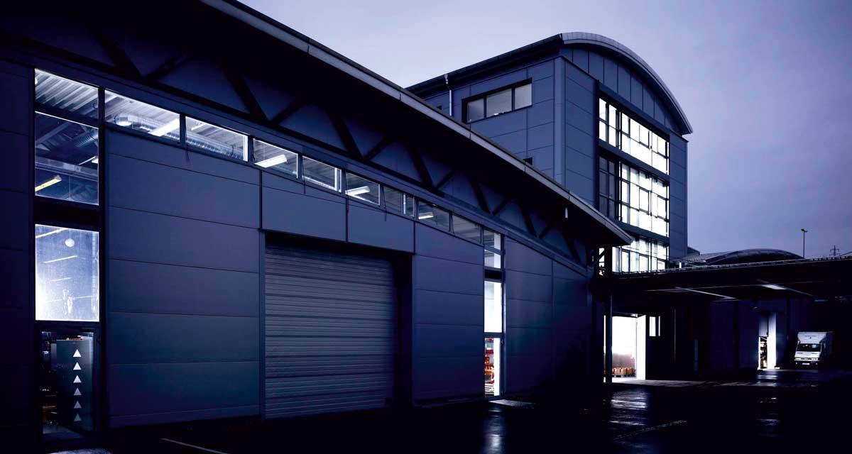 Firma WIPOTEC geplant von werk-plan Kaiserslautern