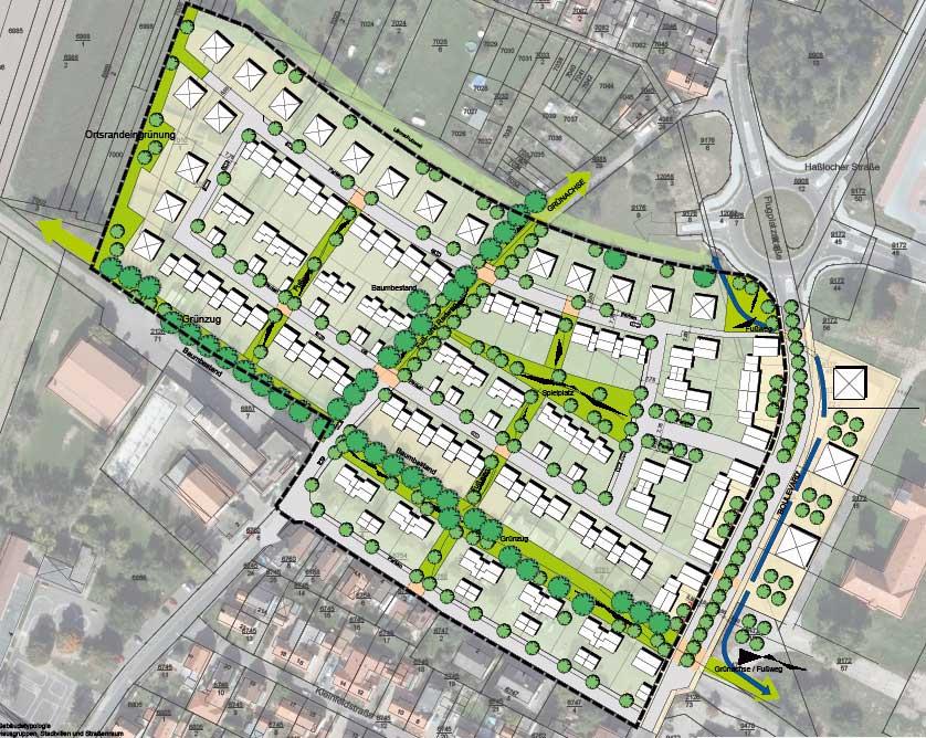Bauleitplanung von werk-plan Kaiserslautern