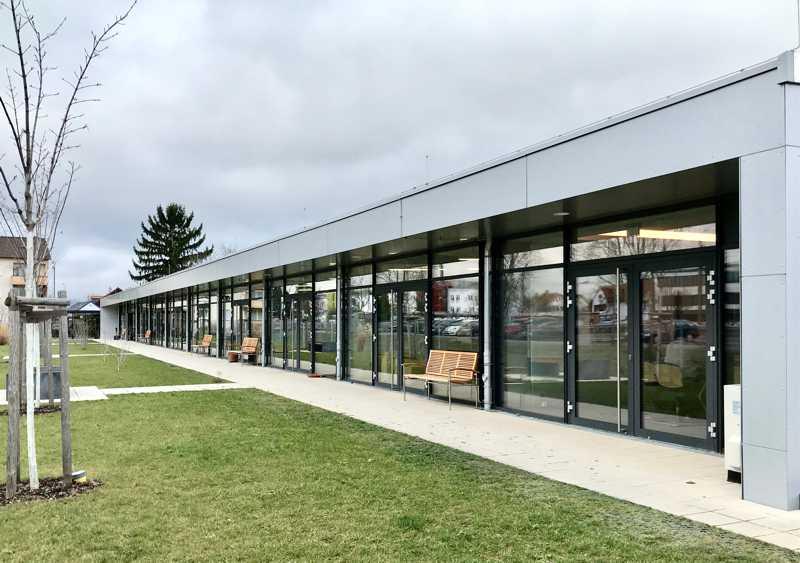 Wichern Werkstätten Haßloch für die Evangelische Heimstiftung von werk-plan Kaiserslauetern