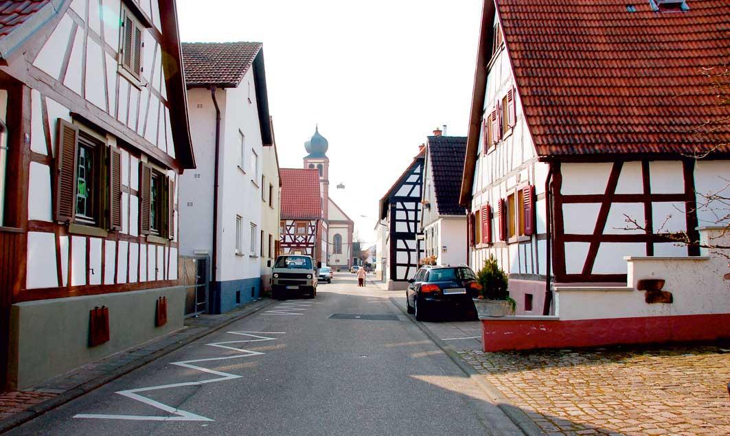 vorher Maximilianstrasse Hagenbach